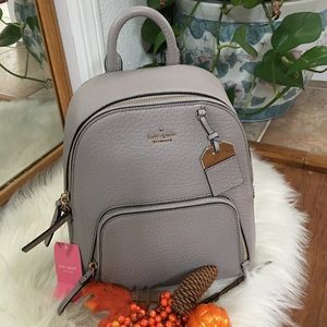 Kate spade Cater Caden leather backpack
